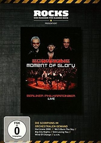 DVD »Scorpions - Moment of Glory«