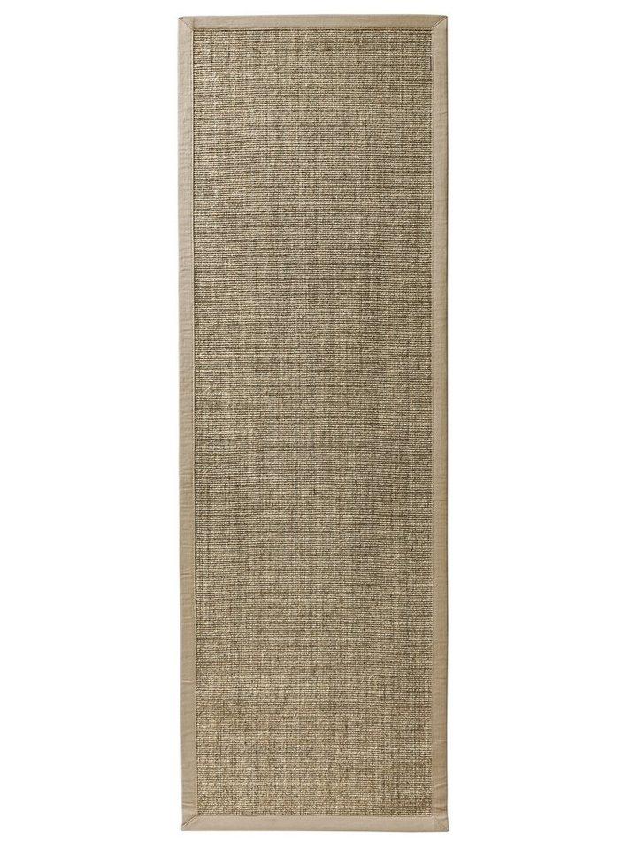 Dekowe Sisal-Teppich in beige-melange