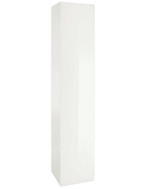 heine home Schuhschrank Hochglanz lackiert weiß   08054383120079
