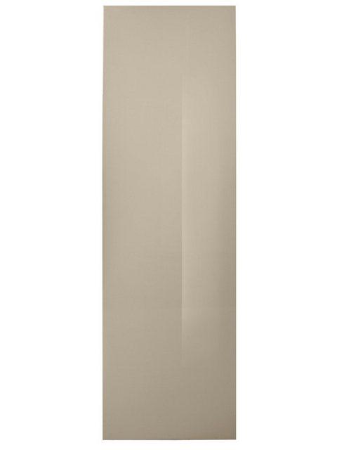 heine home Garderobenschrank Hochglanz lackiert braun   08054383120086
