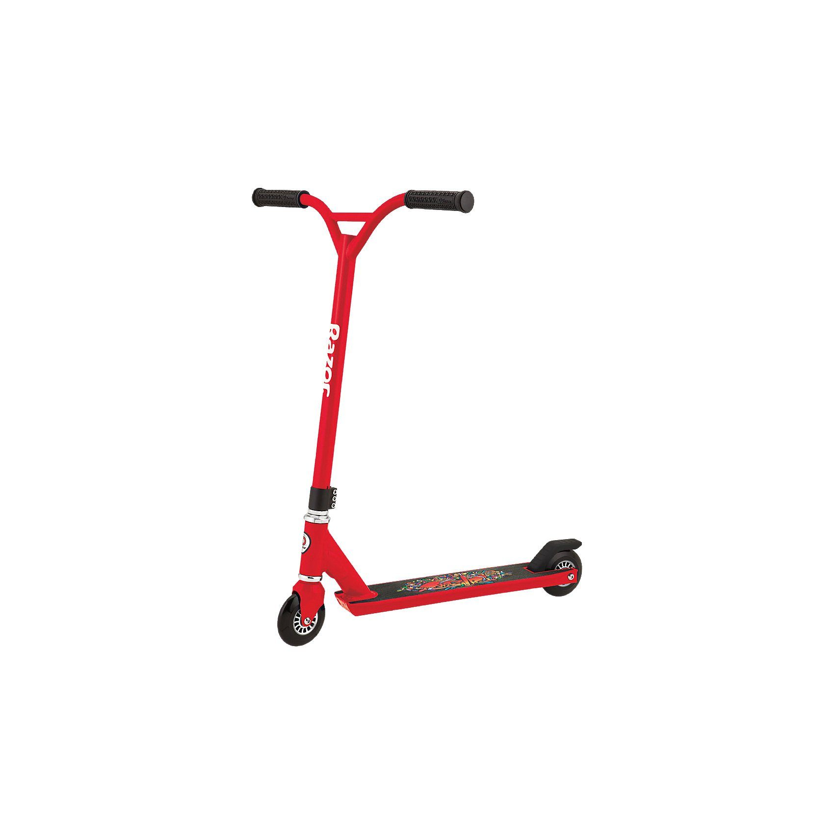 Razor Beast Scooter Red