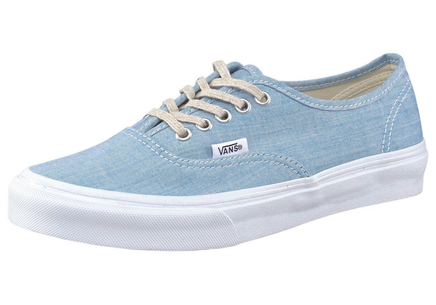 Vans »Wmns Authentic Slim« Sneaker Sale Angebote Reuthen