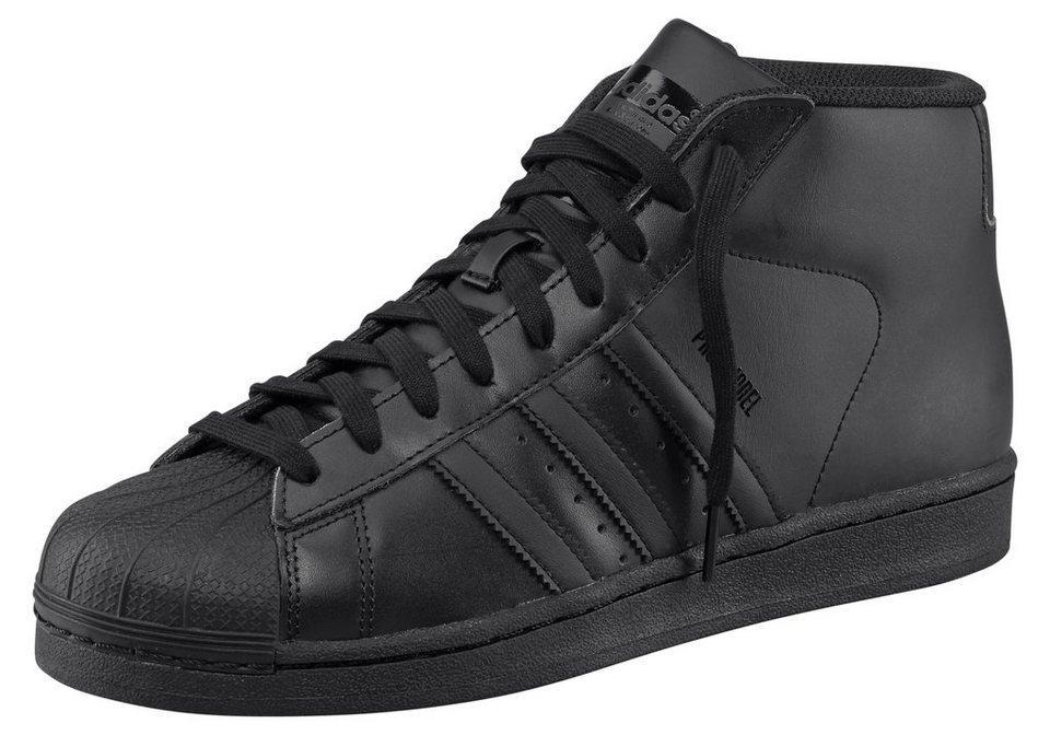 adidas originals superstar pro model sneaker gummierte. Black Bedroom Furniture Sets. Home Design Ideas