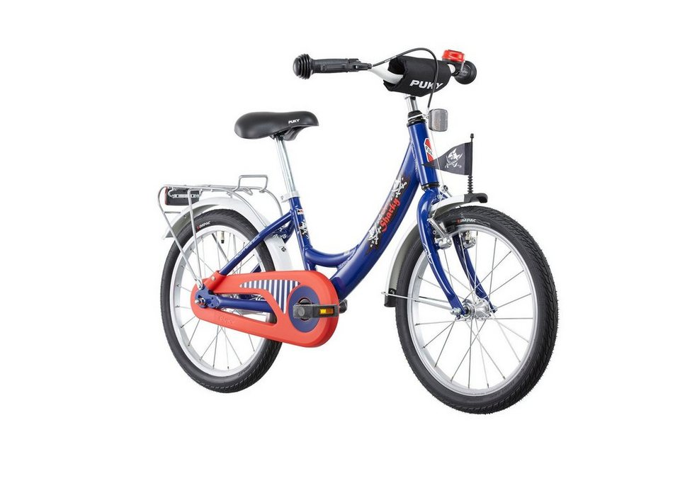 """Puky Kinderrad »ZL 18-1 Kinderfahrrad Alu 18""""« in blau"""