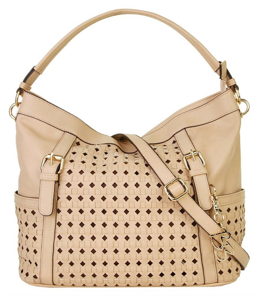 Betty Barclay Damen Shopper in alt-rosa