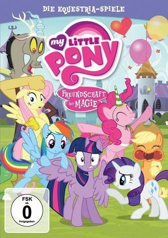 DVD »My Little Pony - Freundschaft ist Magie: 3....«