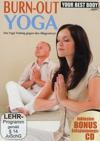 DVD »Your Best Body - Burn-Out Yoga (+ Audio-CD)«