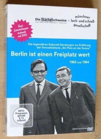 DVD »Berlin ist einen Freiplatz wert - Die...«