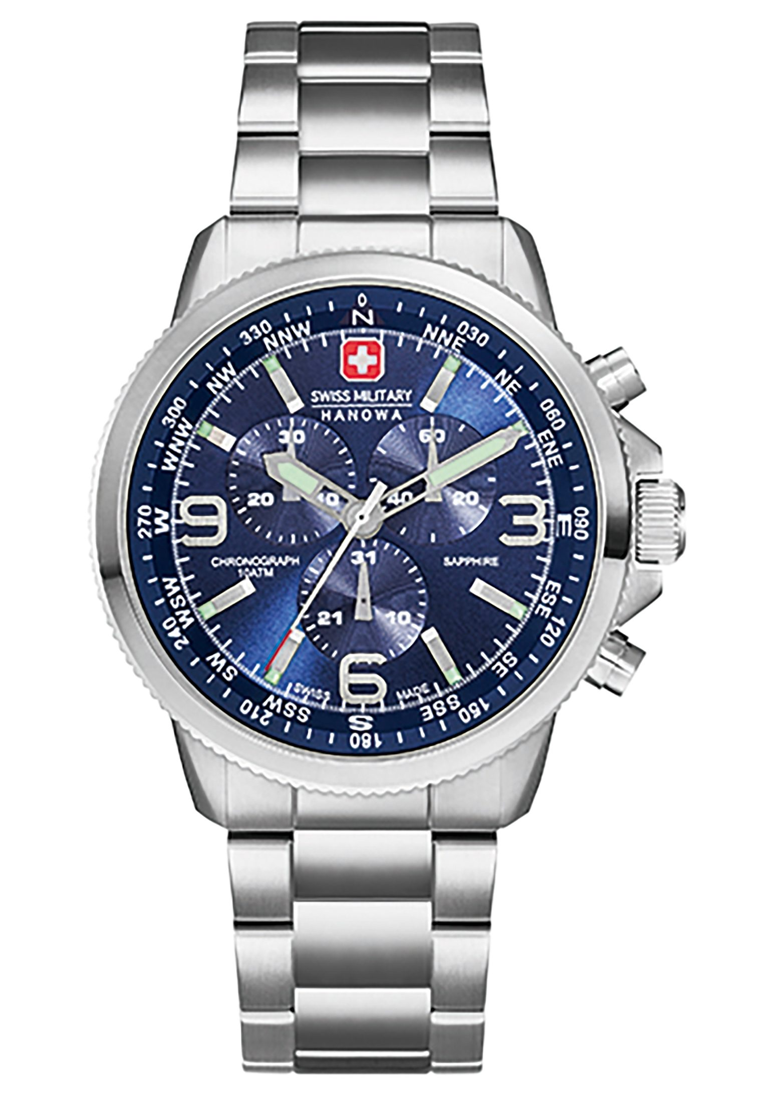 "Swiss Military Hanowa, Chronograph, ""ARROW CHRONO, 06-5250.04.003"""