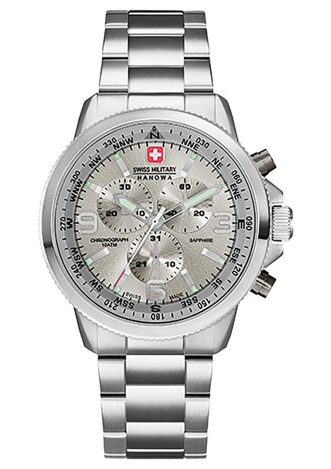 "Swiss Military Hanowa, Chronograph, ""ARROW CHRONO, 06-5250.04.009"" in silberfarben"