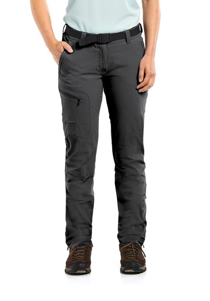 MAIER SPORTS Outdoor-Hose slim fit »Inara slim« in black