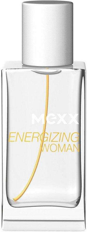 Mexx, »Energizing Woman«, Eau de Toilette