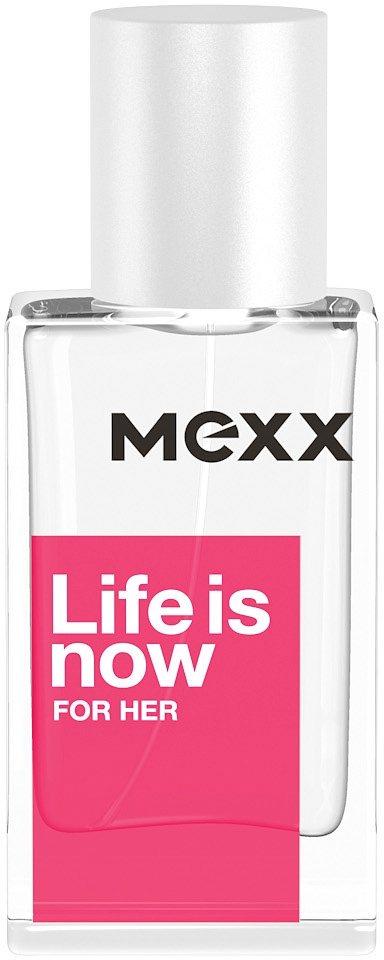 Mexx, »Life is Now«, Eau de Toilette