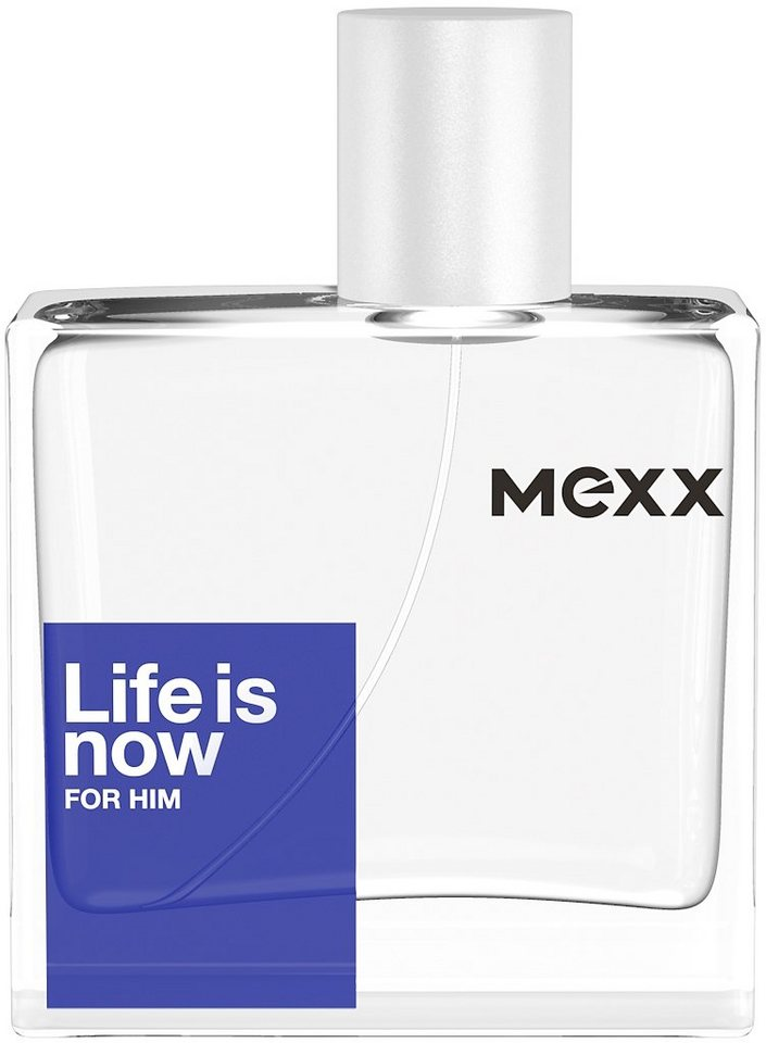 Mexx, »Life is Now«, Aftershave