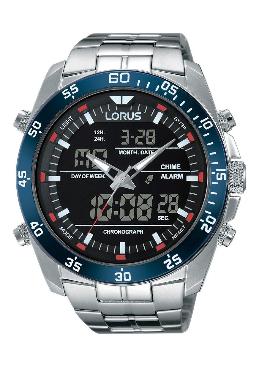LORUS Chronograph »RW623AX9«