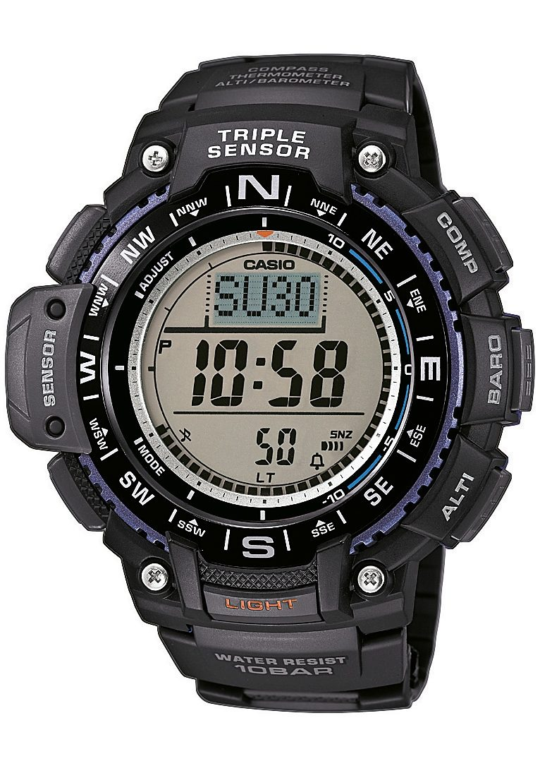 Casio Collection Chronograph »SGW-1000-1AER«