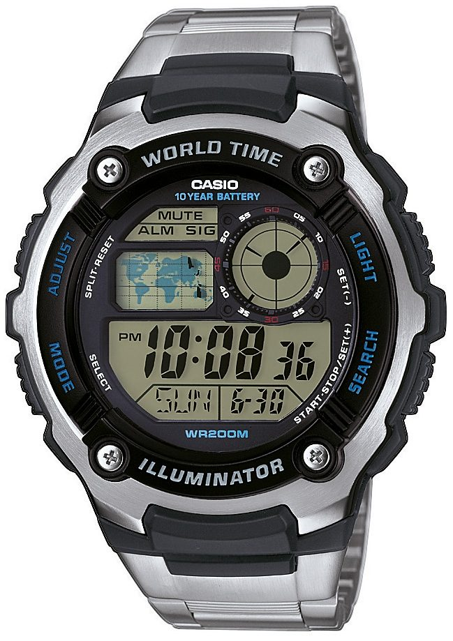 Casio Collection Chronograph »AE-2100WD-1AVEF«