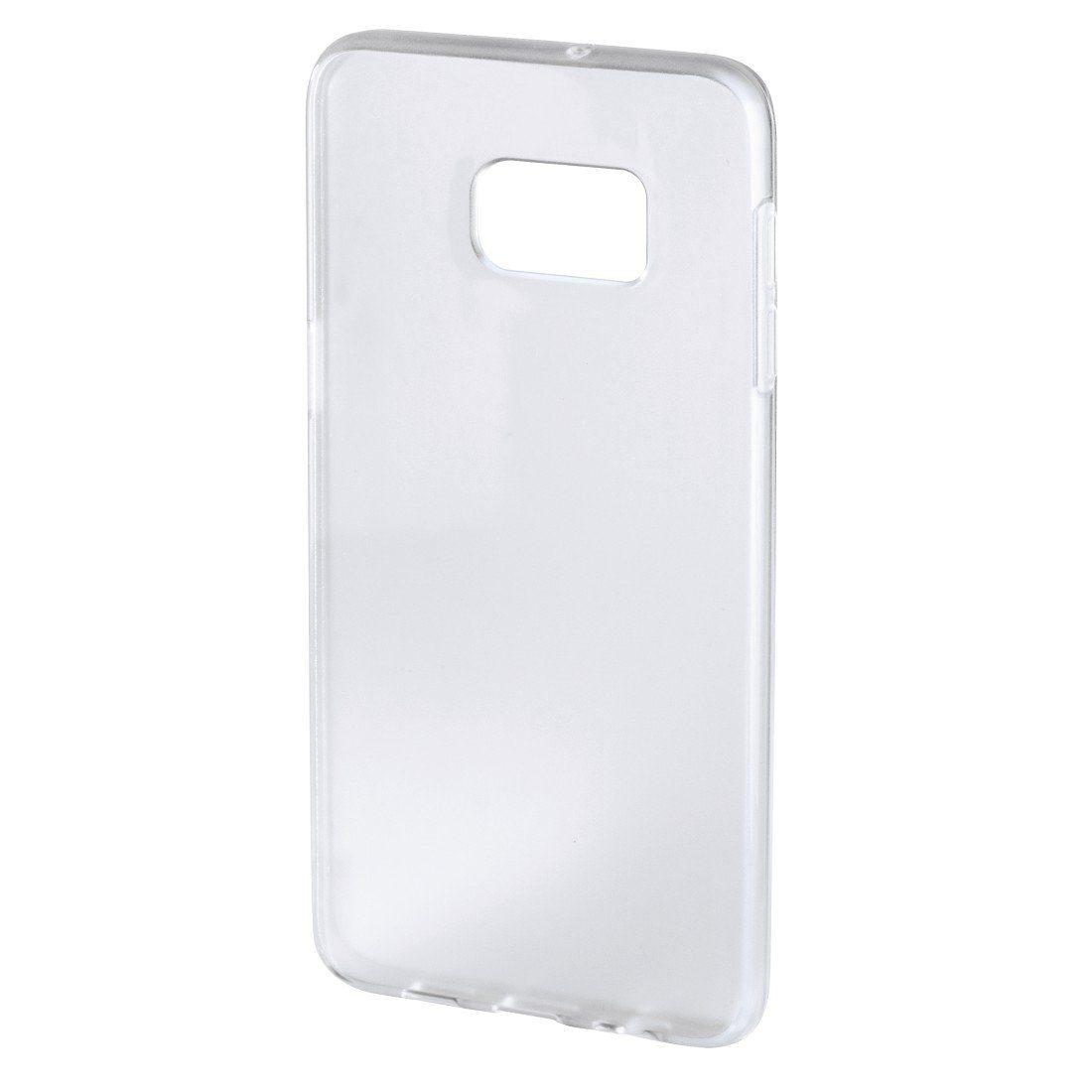 Hama Hülle für Samsung Galaxy S6 edge+ Schutzhülle Handyhülle »Handy Cover Case flexibles TPU«
