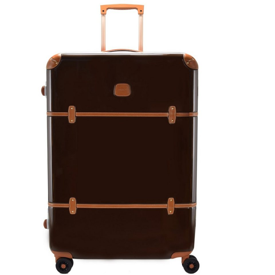 Bric's Bellagio 4-Rollen Trolley 82 cm in braun