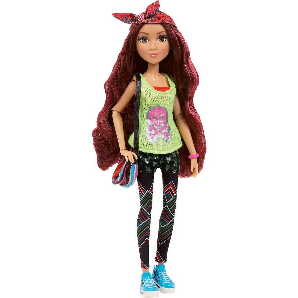 Zapf Creation Project Mc² Puppe mit Experiment - Camryns Skateboard