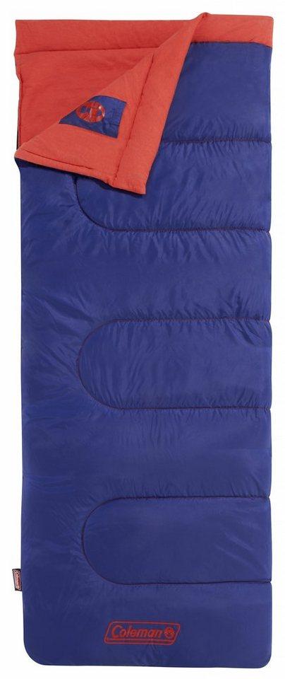 Coleman Schlafsack »Heaton Peak Modell Junior Schlafsack« in blau