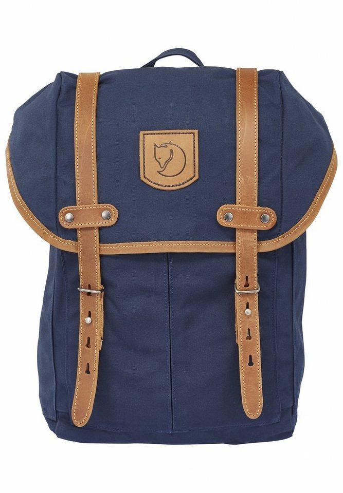 Fjällräven Sport- und Freizeittasche »No.21 Rucksack Small« in blau