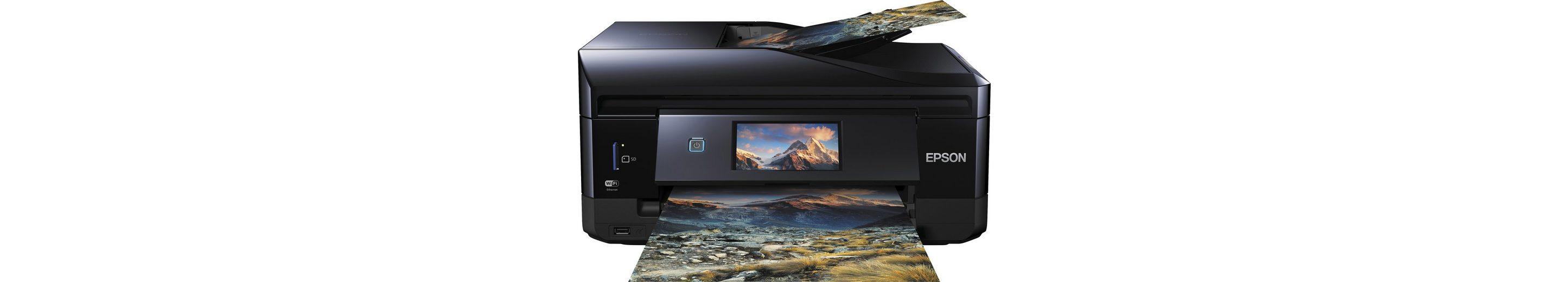 Epson Expression Premium XP 830 Multifunktionsdrucker