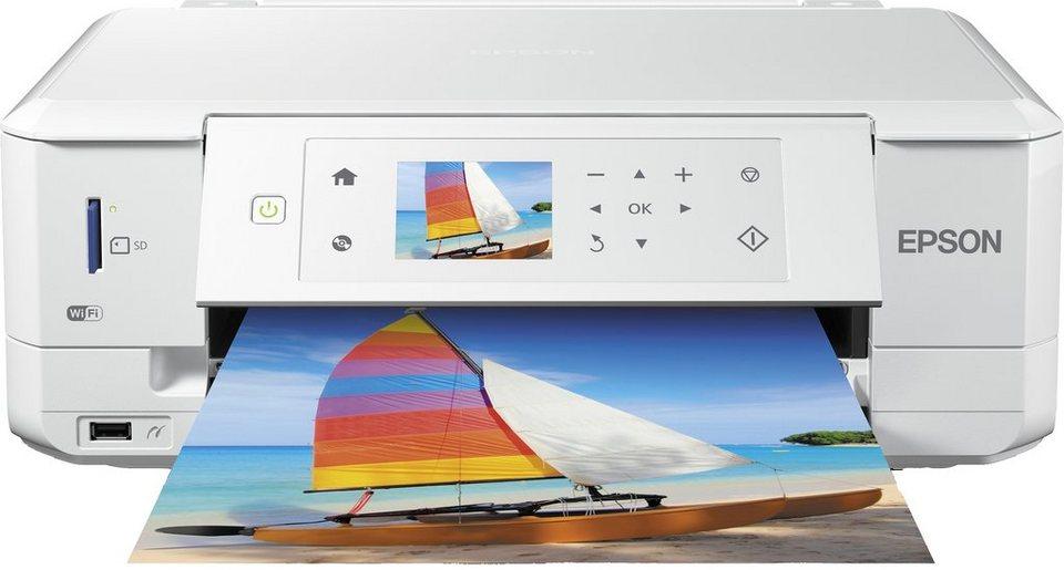 Epson Expression Premium XP-635 Multifunktionsdrucker in weiß