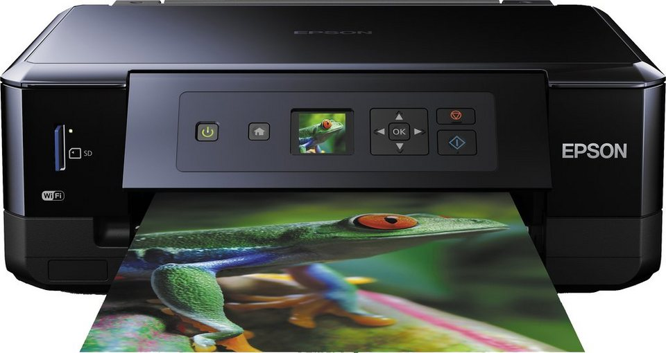 Epson Expression Premium XP-530 Multifunktionsdrucker in schwarz