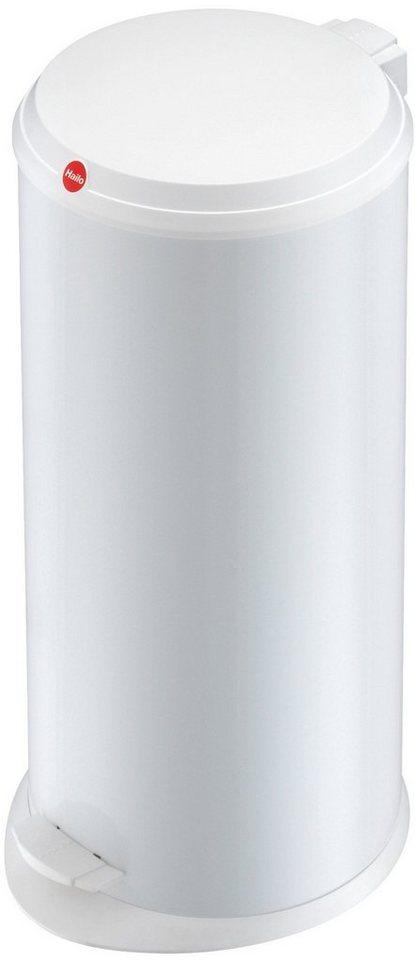 Tret-Abfallsammler »T1.20« in weiß