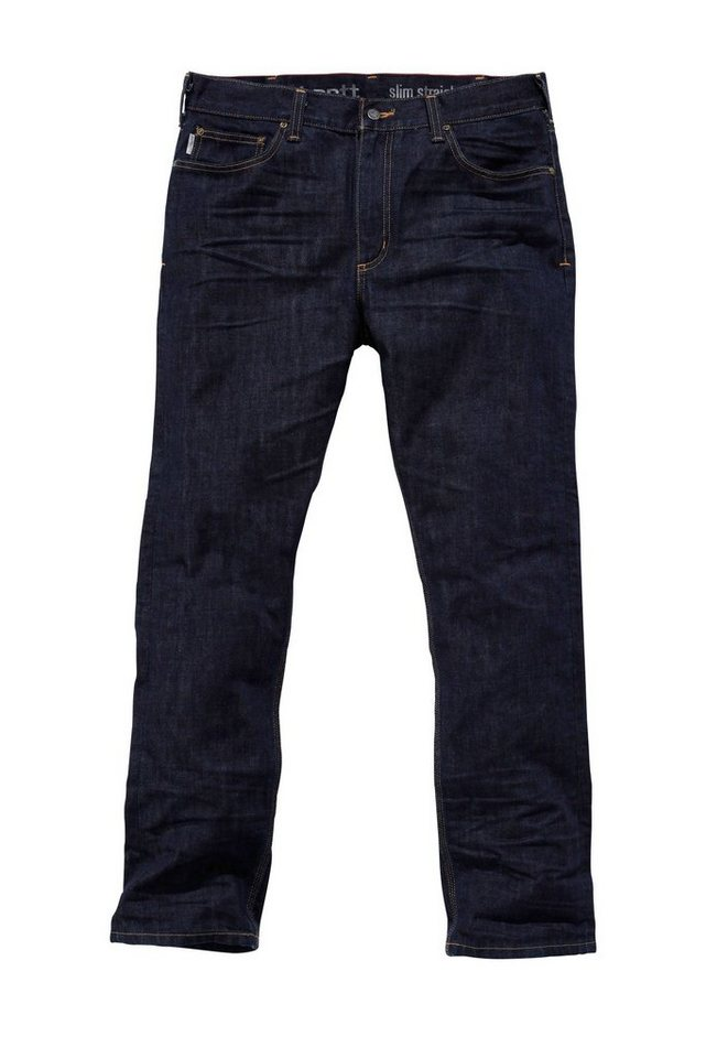 Arbeitshose »100198« in jeansblau