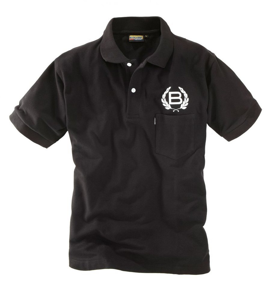 Poloshirt »BLK-59« in schwarz