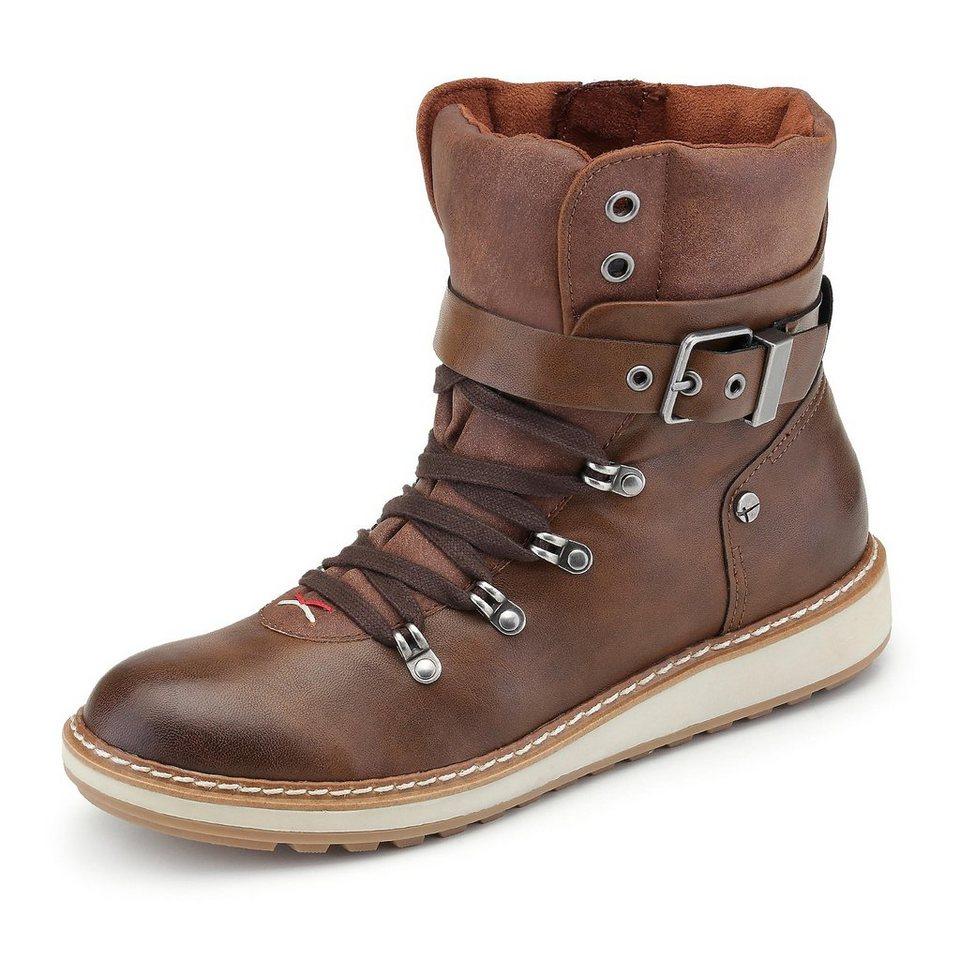Tamaris Boots in braun