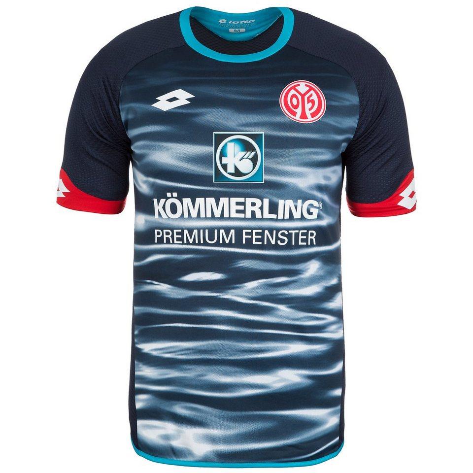 LOTTO FSV Mainz 05 Trikot 3rd 2015/2016 Herren in dunkelblau / blau