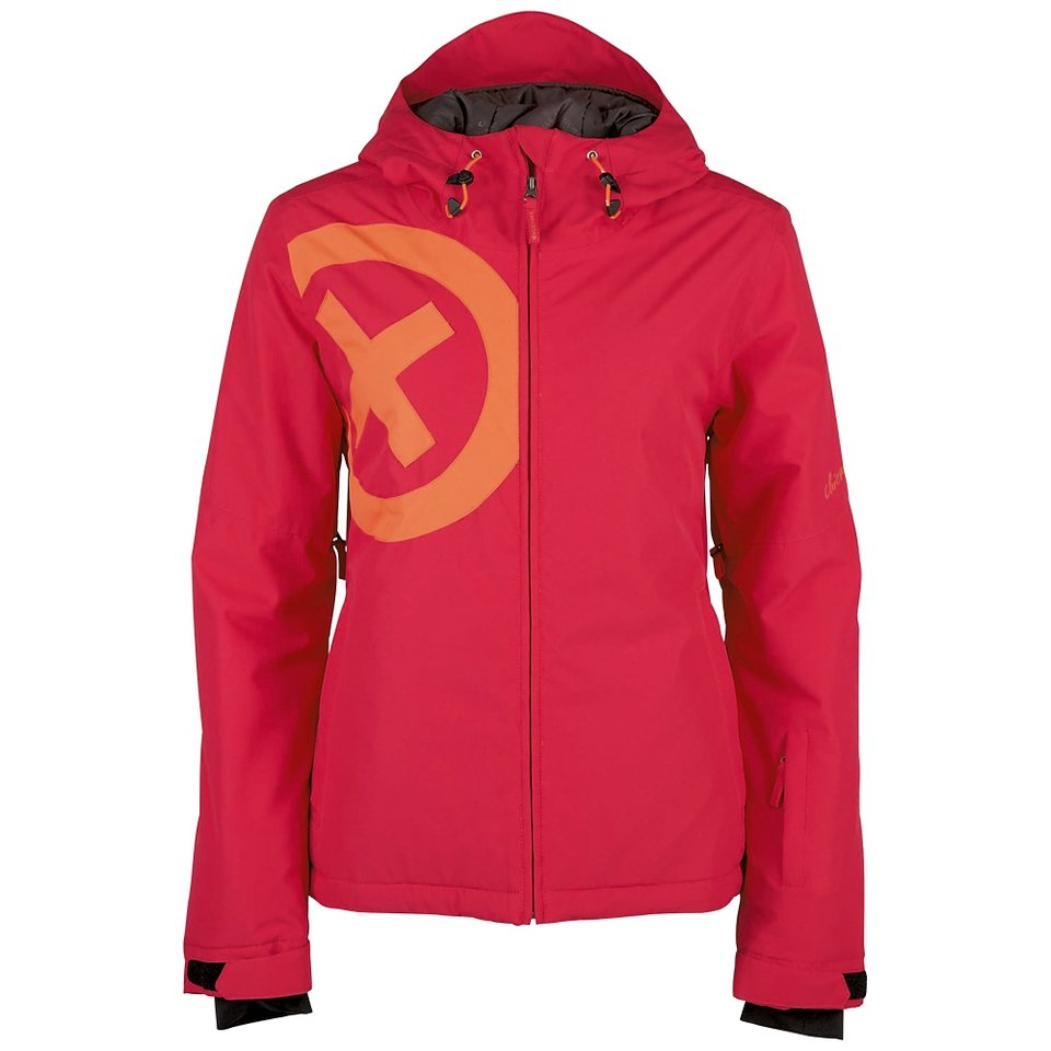 Chiemsee Damen Jacke »KANDY« in barberry