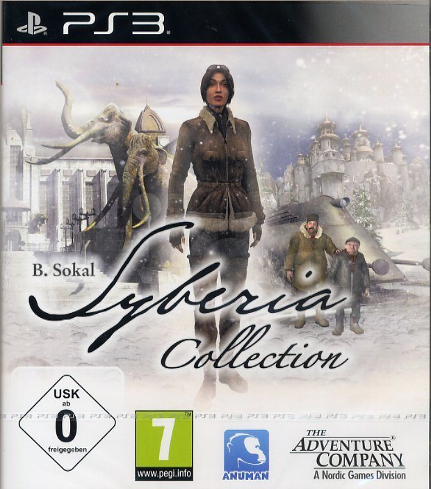 Nordic Games Syberia Complete Collection »(PS3)«