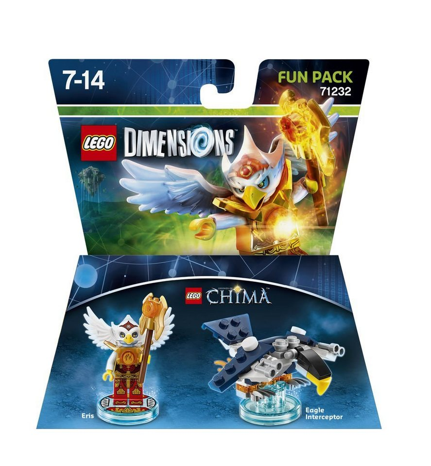 Warner Games Fanartikel »Lego Dimensions Fun Pack Chima Eris«