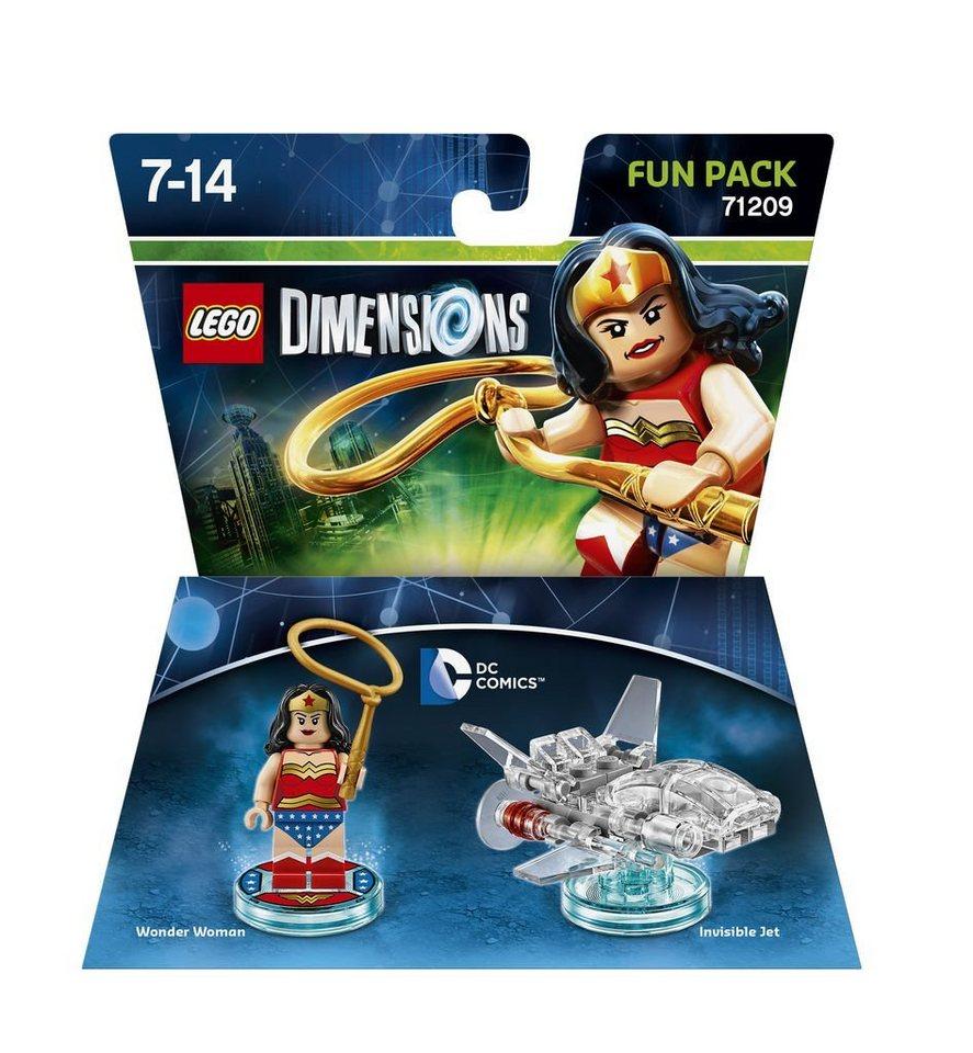 Warner Games Fanartikel »Lego Dimensions Fun Pack DC Wonder Woman«