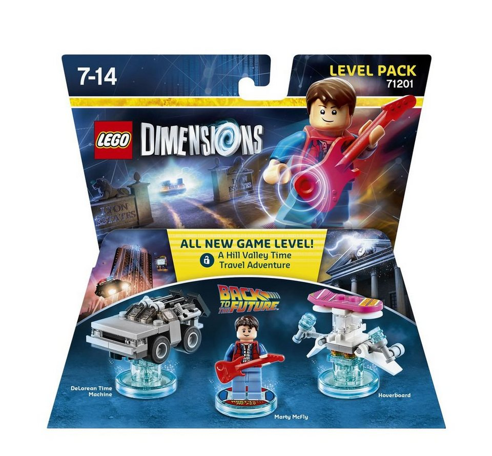 Warner Games Fanartikel »Lego Dimensions Level Pack 2 (Back to the Future)«