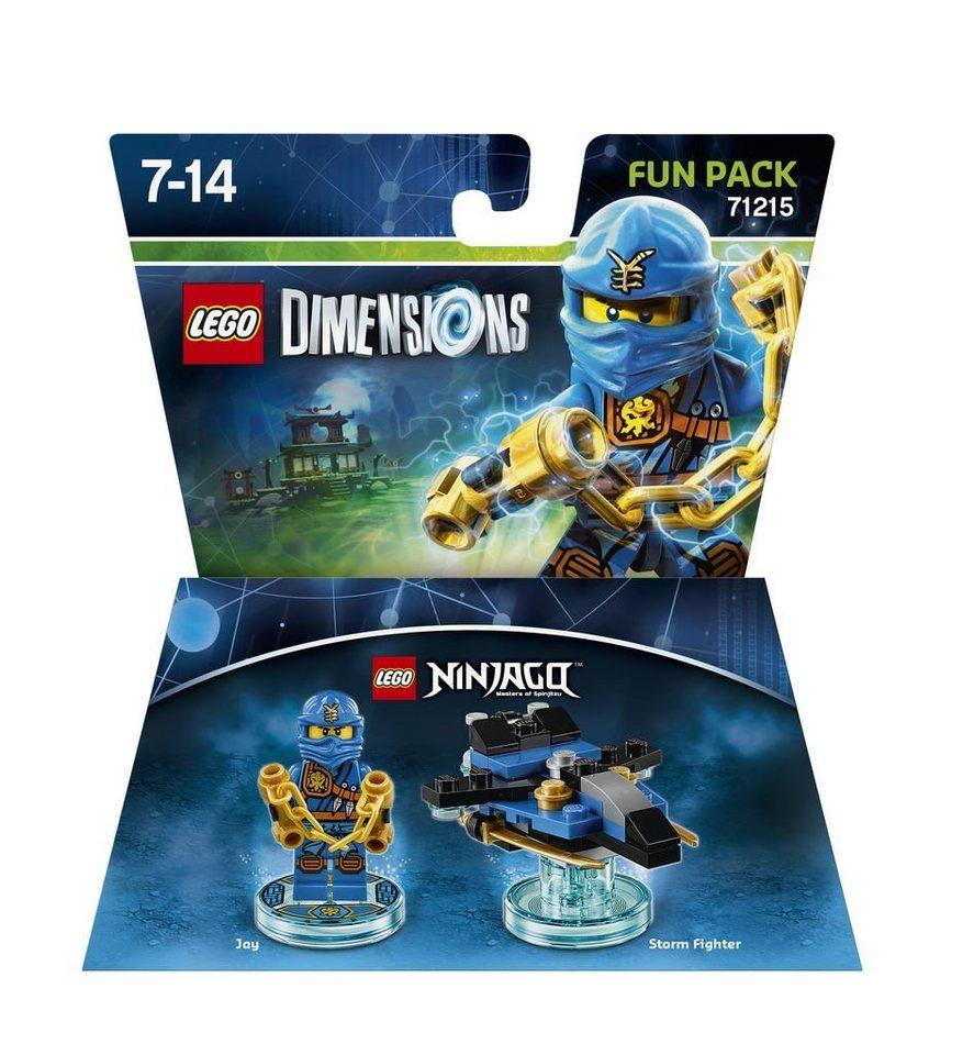 Warner Games Fanartikel »Lego Dimensions Fun Pack Ninjago Jay«