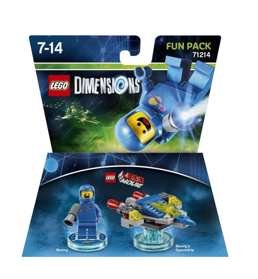 Warner Games Fanartikel »Lego Dimensions Fun Pack LegoMovie Benny«