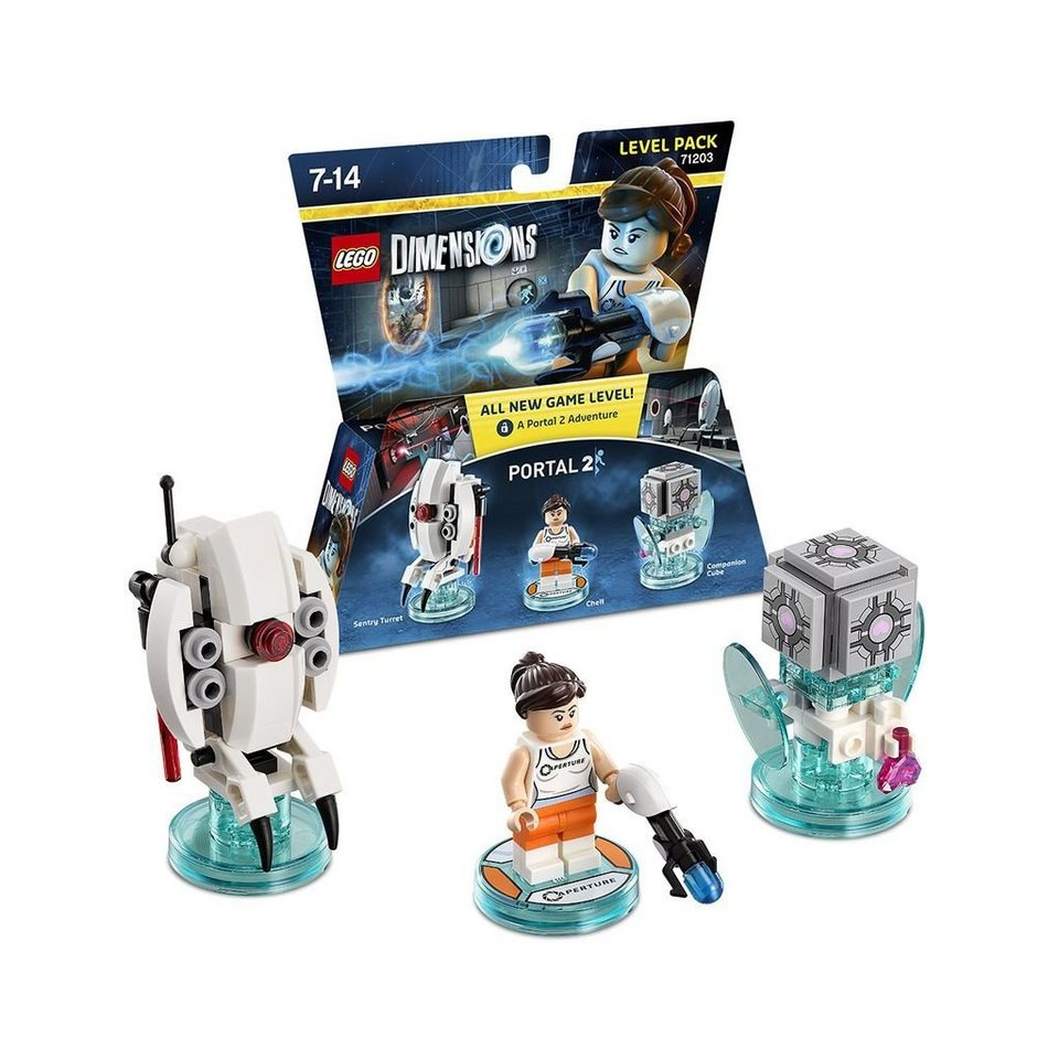 Warner Games Fanartikel »Lego Dimensions Level Pack 3 (Portal)«
