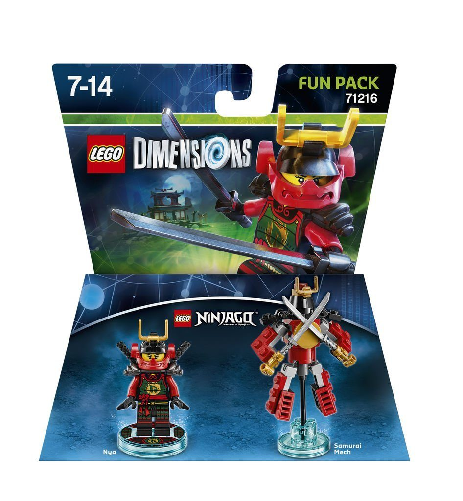 Warner Games Fanartikel »Lego Dimensions Fun Pack Ninjago Nya«