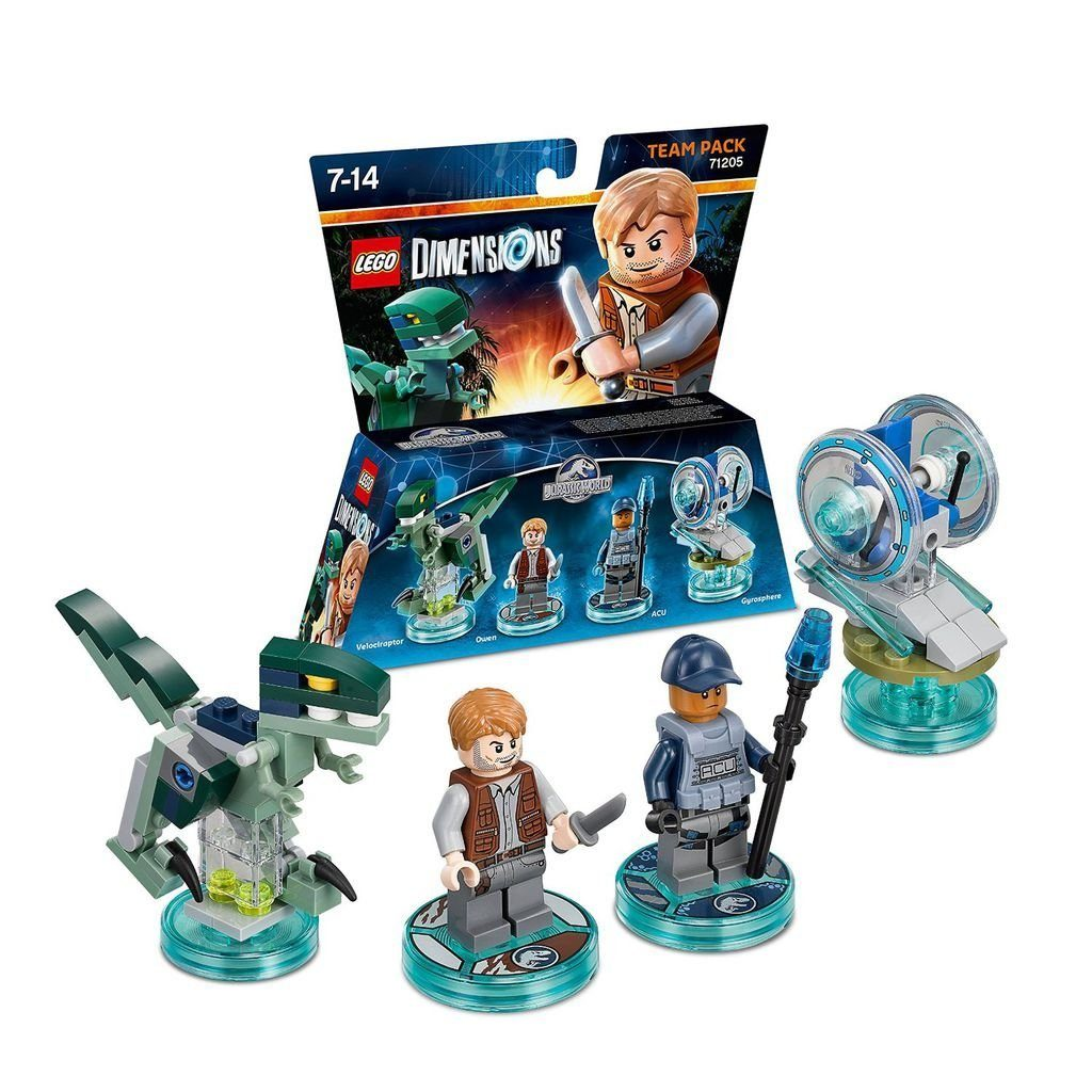 Warner Games Fanartikel »Lego Dimensions Team Pack - Jurassic World«
