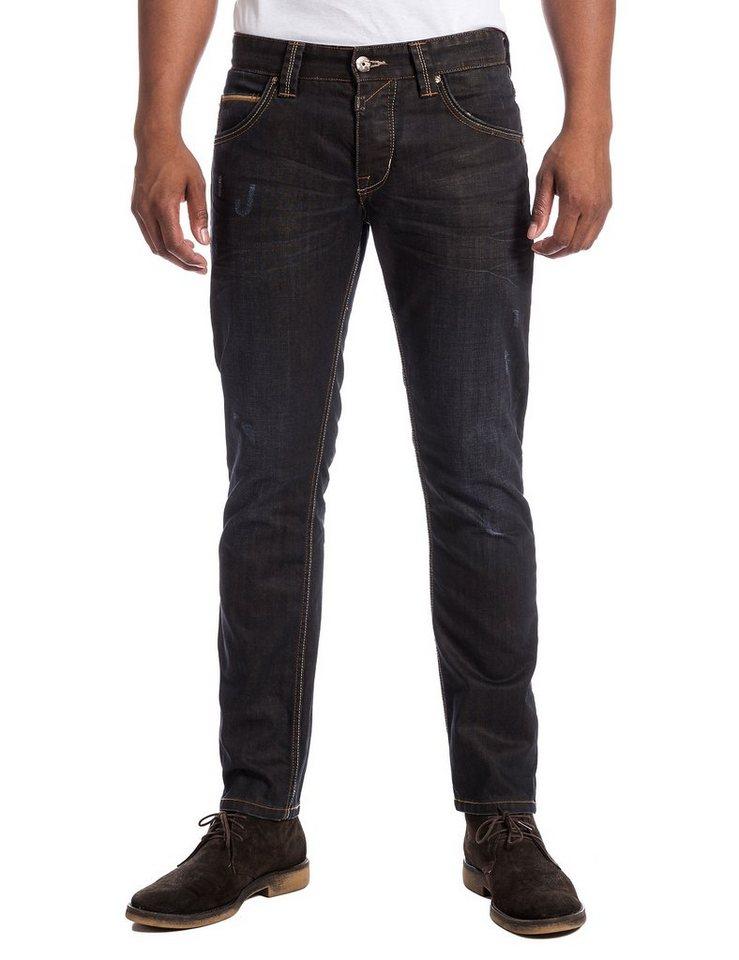 "TIMEZONE Jeans »EdoTZ ""3595 foggy blue""« in foggy blue"