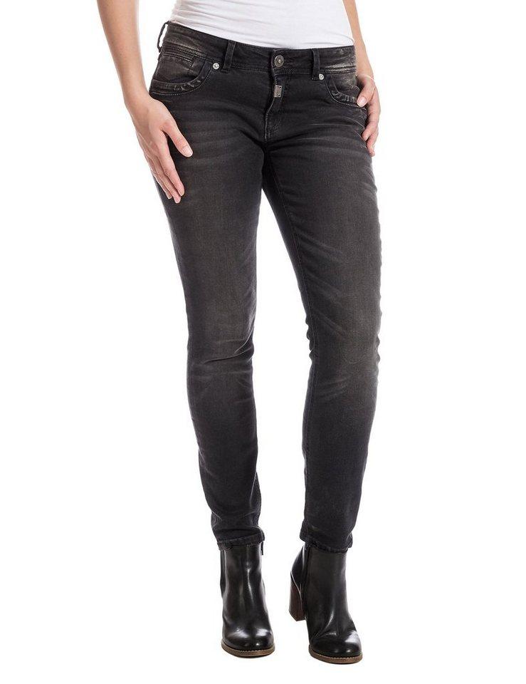 """TIMEZONE Jeans »AureliaTZ """"9160 noble grey wash""""« in noble grey wash"""
