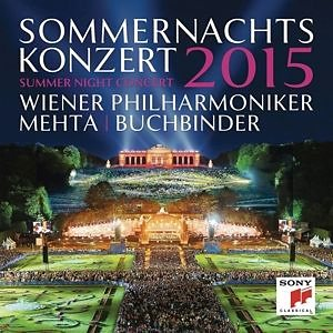 Audio CD »Wiener Philharmoniker: Sommernachtskonzert 2015«