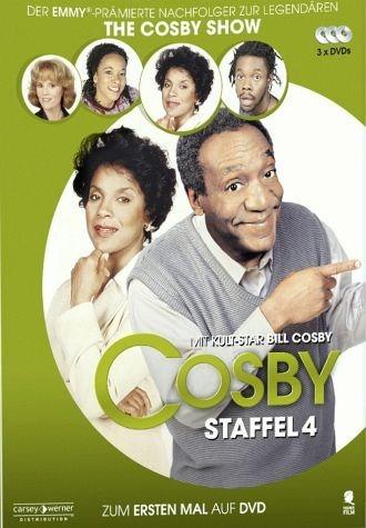 DVD »Cosby - Staffel 4 (4 Discs)«