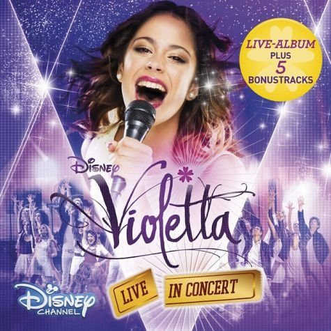 Audio CD »Various: Violetta: Live In Concert (Staffel...«
