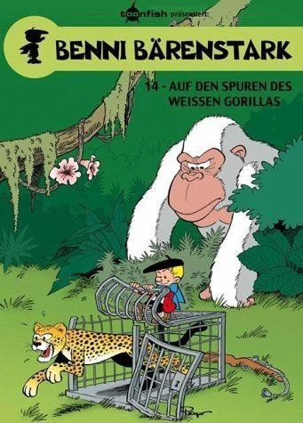 Gebundenes Buch »Benni Bärenstark 14. Auf den Spuren des weißen...«